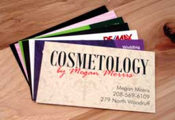 Business cards by turner sign co idaho falls sign shop signs business cards colourmoves