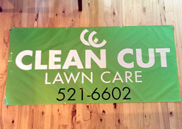 Green Lawn Care banner
