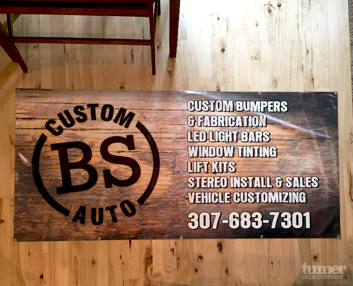 custom auto list of services banner