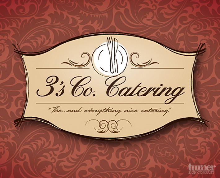 3's Co Business Card and Logo design downtown Idaho Falls